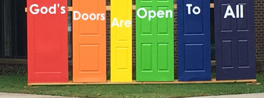 God's Doors Are Open to All