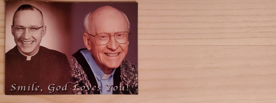 In Loving Memory of Father Clay
